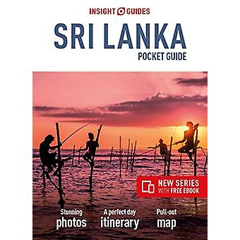 Insight Guides Pocket Sri Lanka Travel Guide with Free eBoo