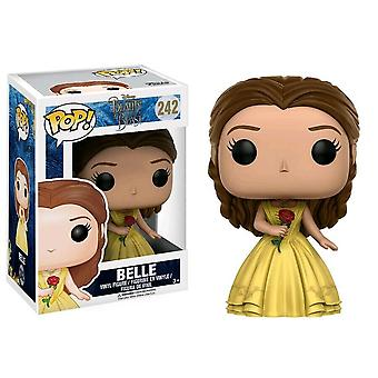 Beauty and the Beast (2017) Belle Pop! Vinyl