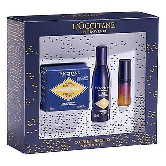 Women's Cosmetics Set Immortelle L'occitane (3 pcs)