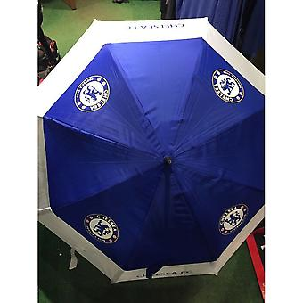 Chelsea FC Double Canopy Golf Umbrella