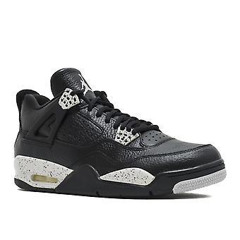 Air Jordan 4 Retro Ls 'Oreo' - 314254-003 - Shoes