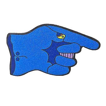 البيتلز التصحيح الغواصة الصفراء القفاز الطائر المروعة الأزرق الجديد 8 x4.5cm