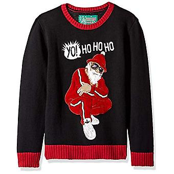 Ugly Christmas Sweater Company Big Assorted Crew Neck Pullover Xmas Sweaters ...