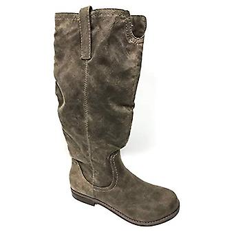 Sugar Women's Upwards Mid-Calf Boot Taupe 6