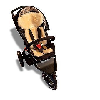 Bowron Lambskin Stroller fleece