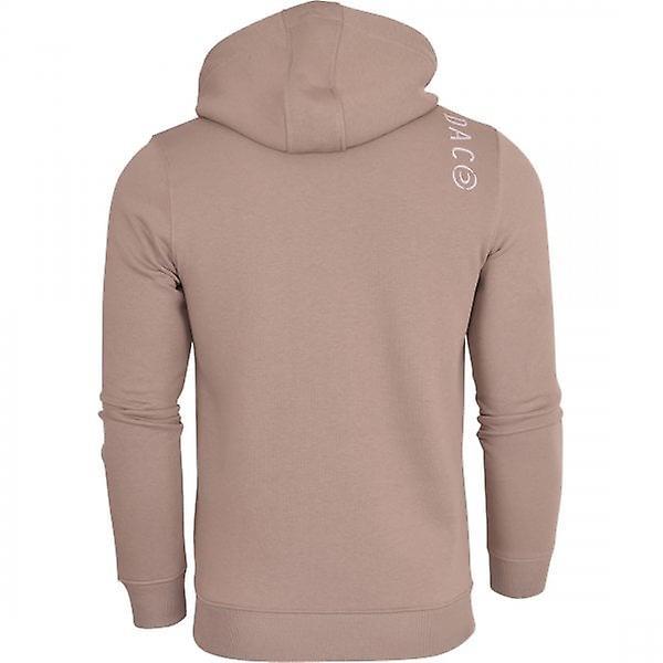 Duck and Cover Mens Designer Casual Hooded Logo Hoody Fleece Sweatshirt Jacket