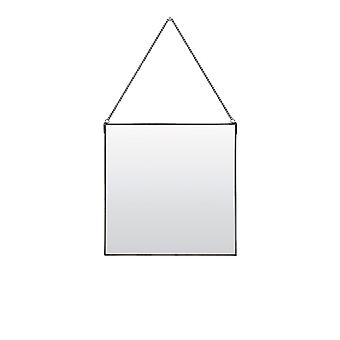 Light & Living Mirror 30x30x0.5cm Momo Zinc