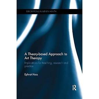 En Theorybased tilnærming til Art Therapy implikasjoner for undervisning forskning og praksis av Dr Ephrat Huss