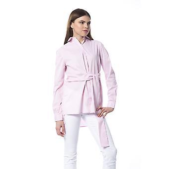 Pink Shirt Silvian Heach Woman