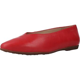 Merveilles Moccasins A9901 Couleur Rouge