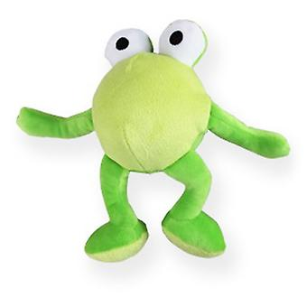 Pawise Happy Boucer Frog Toy (Dogs , Toys & Sport , Stuffed Toys)