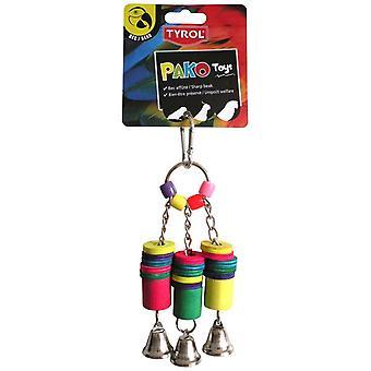 Tyrol Chichi Toy  Pako Beak (Birds , Toys)