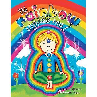 De regenboog binnenin me door Antoinette Rose