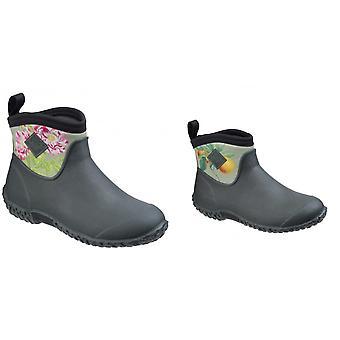 Muck stövlar kvinnor/damer Muckster II fotled hö Trädgårdsskötsel skor