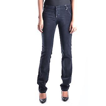 Blugirl Folies Ezbc208015 Femmes-apos;s Jeans en coton noir