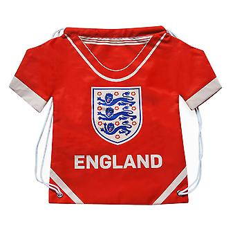 England FA Official Football Gift 3 Lions Sports Kit Shirt Gym Bag