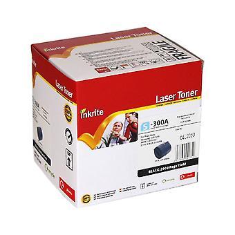 Cartouche Laser Toner Inkrite compatible avec Samsung CLP 300/CLX3160/216 x noir