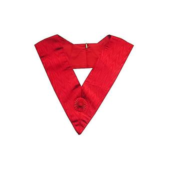 Masonic officer's collar – french chapter – 2nd order