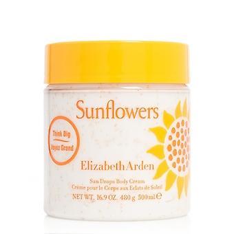 Elizabeth Arden Sonnenblumen Sonnentropfen Körpercreme 500ml