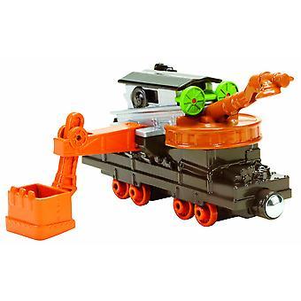 Thomas & Przyjaciele Take-n-Play Silnik kolejowy Złom Sterty Monster