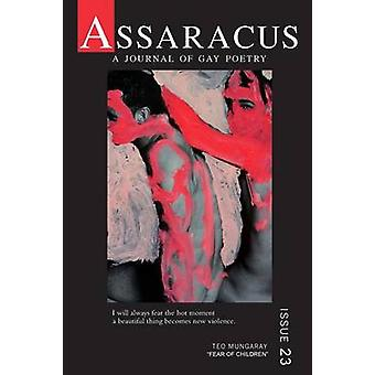 Assaracus Issue 23 A Journal of Gay Poetry by Harker & Joseph