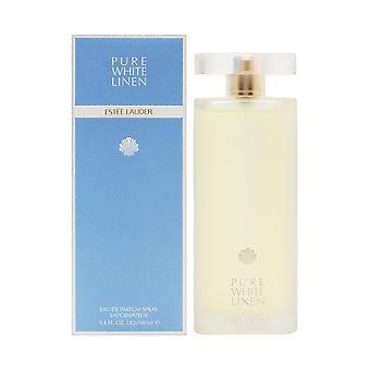 Pure white linen by estee lauder for women 3.4 oz eau de parfum spray