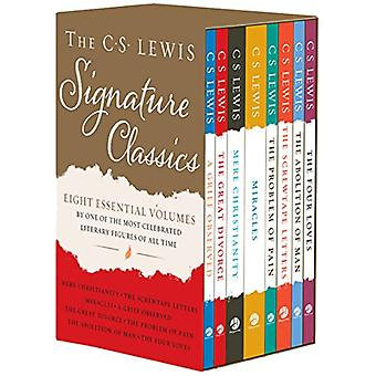 The C. S. Lewis Signature Classics (8-Volume Box Set) - An Anthology o