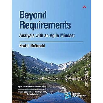 Wymagań Beyond: Analiza z Agile myślenia (Agile Software Development)
