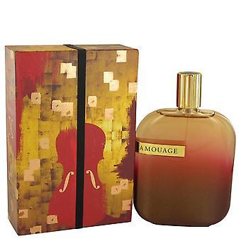 Opus X Eau De Parfum Spray (Unisex) By Amouage 3.4 oz Eau De Parfum Spray