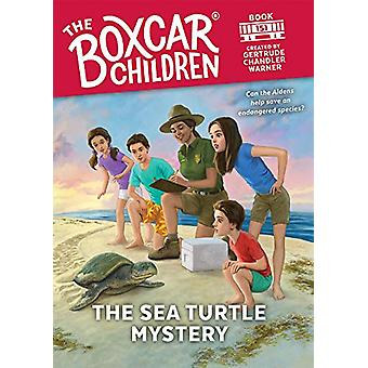 The Sea Turtle Mystery by Gertrude Chandler Warner - 9780807507469 Bo