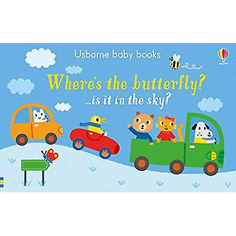 Where's the Butterfly? by Sam Taplin - 9781474953702 Book