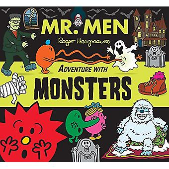 Mr Men - Adventure with Monsters by Adam Hargreaves - 9781405294515 Bo