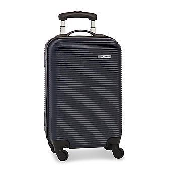 Fabrizio Worldpack Swift HandbagAge Trolley S, 4 Hjul, 55 cm, 31 L, Blå