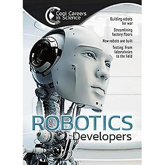 Robotics Developers by Andrew Morkes - 9781422243022 Book
