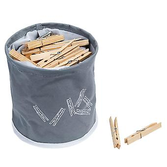 Tatkraft, Peggy - Clothes holder and 20 Clothespins