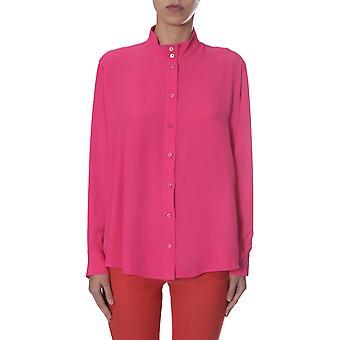 Ps By Paul Smith W2r239bd3006124 Women's Fuchsia Acetate Shirt