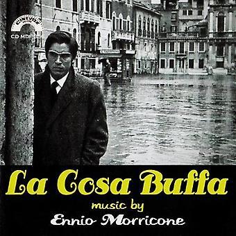 Ennio Morricone - La Cosa Buffa / O.S.T. [CD] Usa import