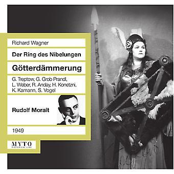 Wagner / Moralt - Gotterdammerung: Treptow [CD] USA import