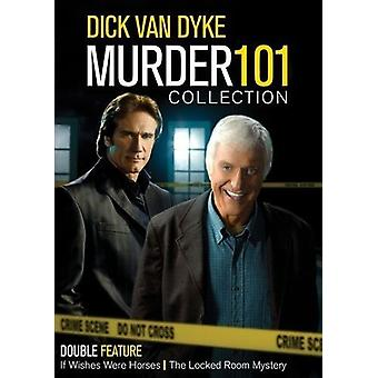 Murder 101 Collection [DVD] USA import
