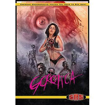 Gorotica [DVD] USA import