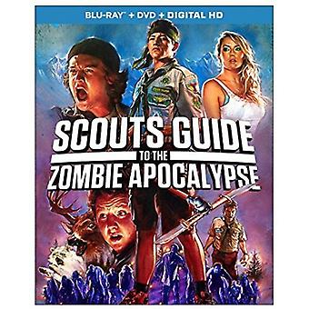 Scouts Guide to the Zombie Apocalypse [Blu-ray] USA import