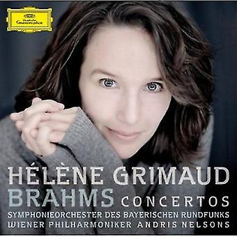 J. Brahms - Brahms: Piano Concertos Nos. 1 & 2 [CD] USA import