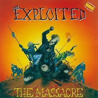 Xploited - Massacre [CD] USA import