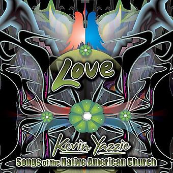 Kevin Yazzie - Love [CD] Usa import