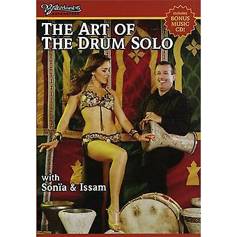 Bellydance: Art of the Drum Solo [DVD] USA import