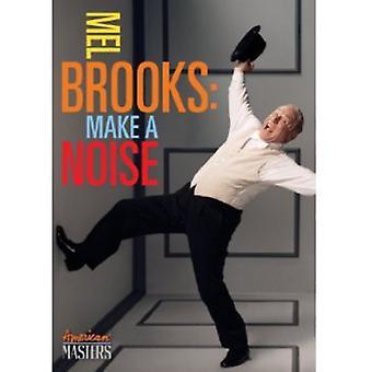 American Masters: Mel Brooks: Make a Noise [DVD] USA import