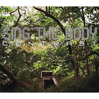 Sing the Body - Contrast [CD] USA import