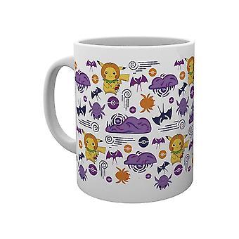 Pokémon, Mugg - Halloween Pikachu
