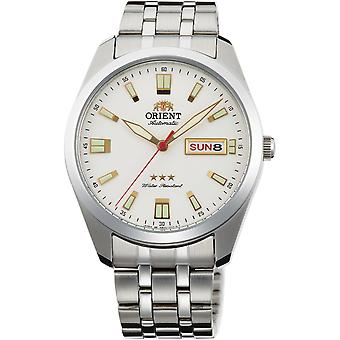 Orient 3 Star Watch RA-AB0020S19B - Stainless Steel Unisex Automatic Analogue