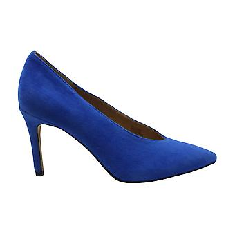 INC International Concepts Womens Ciaran Suede Pointed Toe Classic Pumps